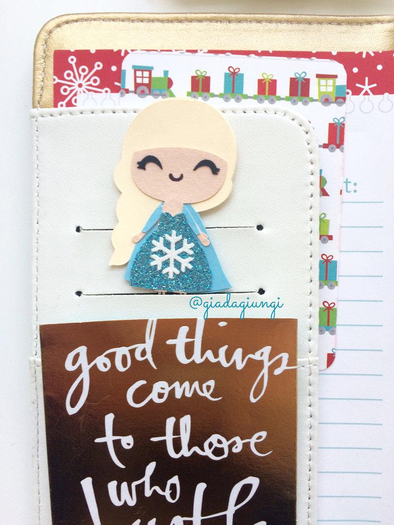 Paperclip - Elsa