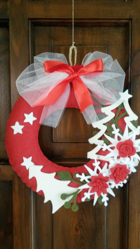 2)Natale e le sue ghirlande