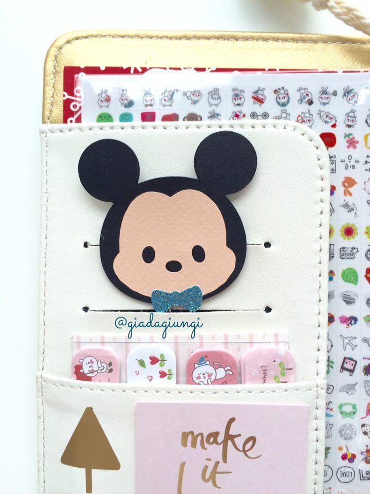 Paperclip tsum tsum topolino
