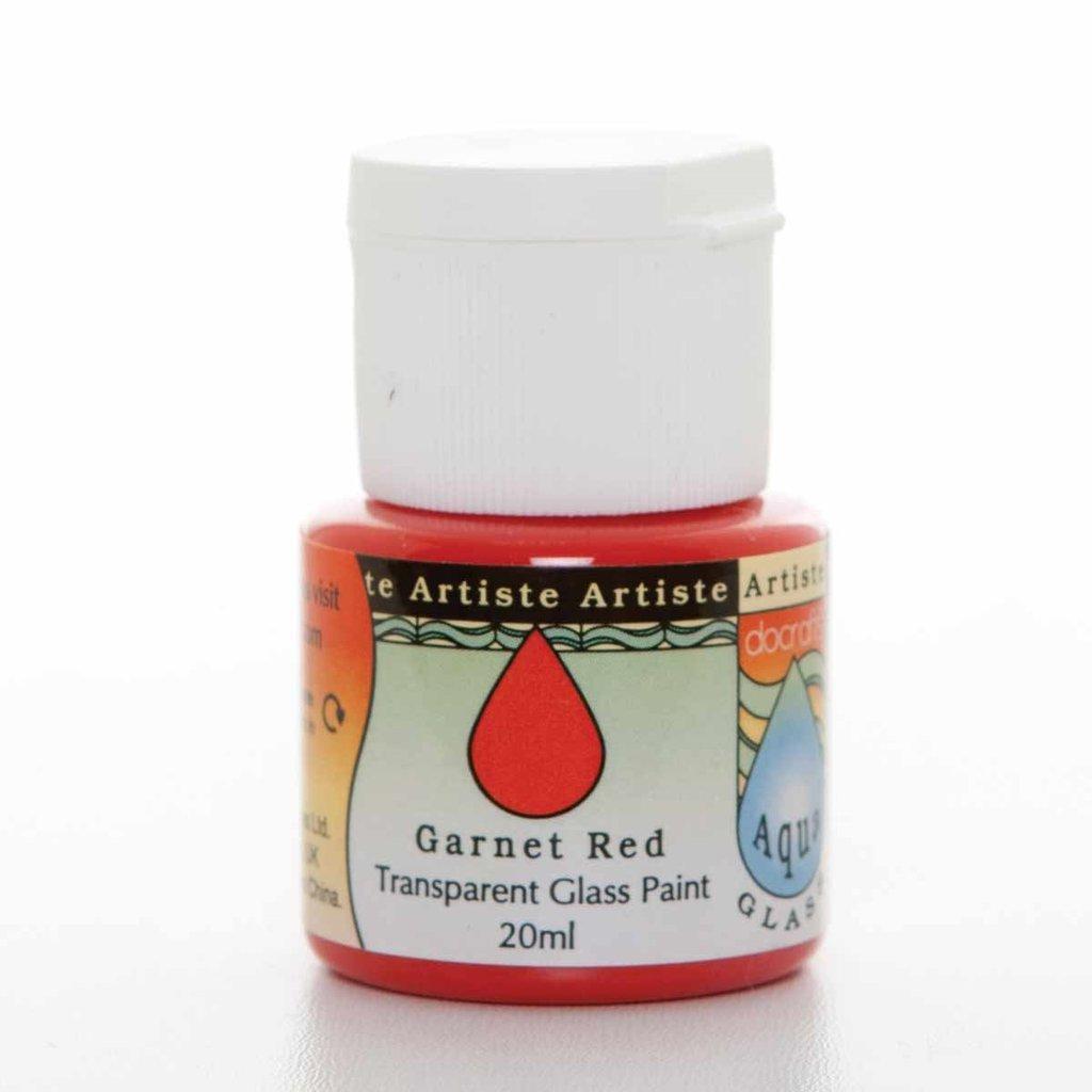 Colore per vetro - Garnet Red