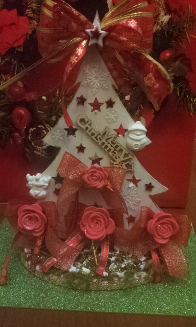 originale alberello di Natale