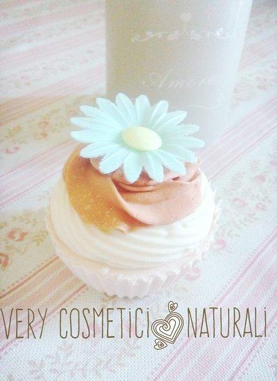 Sapone cupcake fantasy