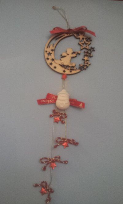 originale  e simpatica decorazione  di Natale