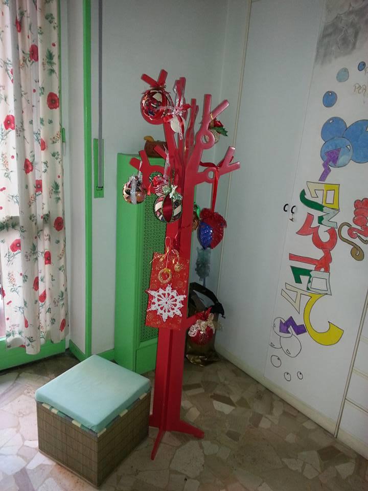 alternativa albero natalizio