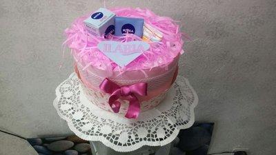 *Torta di pannolini idea regalo nascita,  battesimo,  compleanno ecc..*