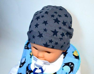 Berrettino neonato fantasia con orecchie ( o senza)