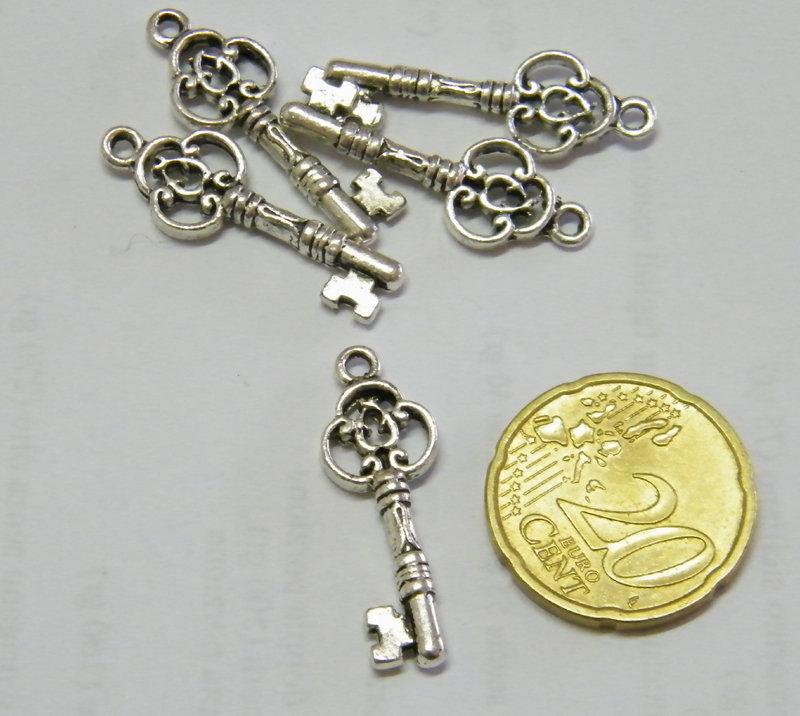 Charm chiave grande