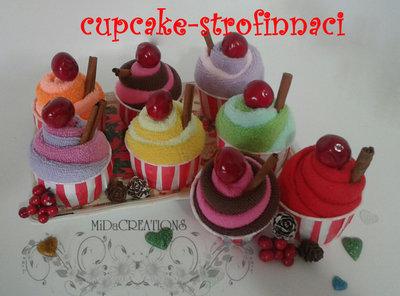 CUPCAKE - STROFINACCI (1 PZ.)