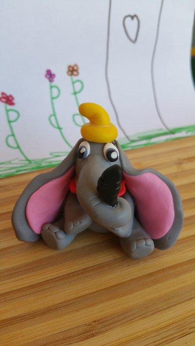 """Personaggi da collezione """"Dumbo"""""""""""