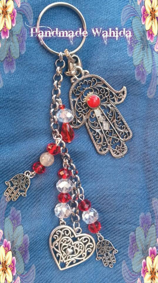 Portachiavi Mano di Fatima