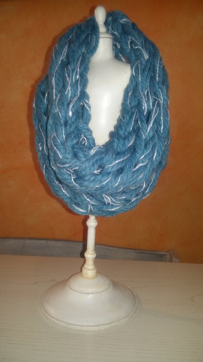 SCALDACOLLO ARM KNITTED
