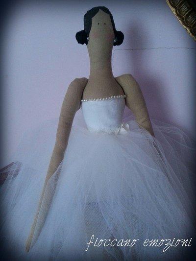 ballerina tilda doll