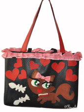 CAT BAG | BORSA GATTO