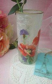 *Vaso in vetro*