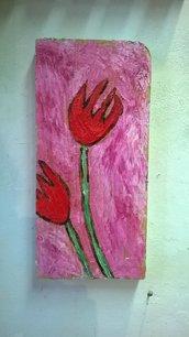 dipinti creati da disegni di bambini