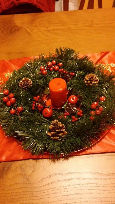 Centrotavola natalizi handmade