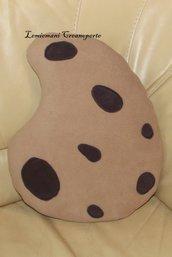 Gocciola Pile Antipilling 40 cm idea regalo San Valentino handmade