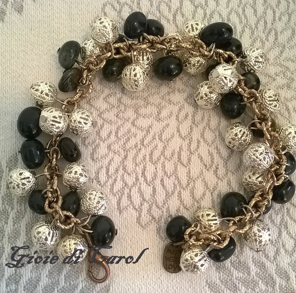 Bracciale Black Princess