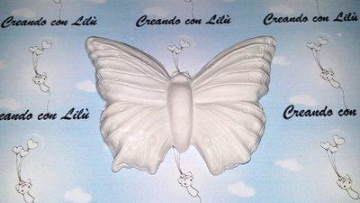 gessetto profumato farfalla 8cm