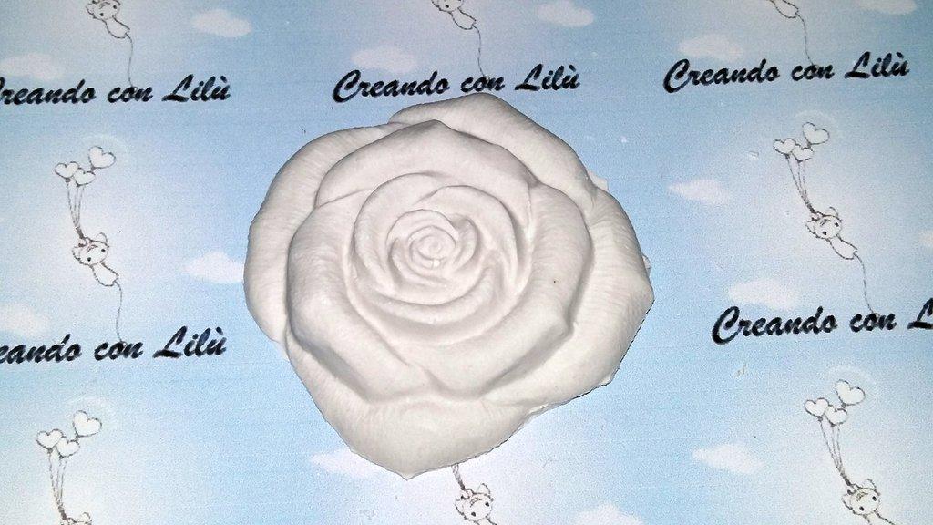 gessetto profumato rosa  7cm