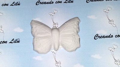 gessetto profumato farfalla 5.5cm