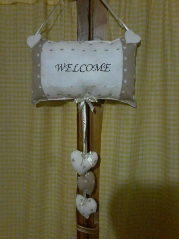 fuori porta welcome
