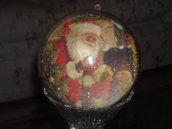sfera per Natale