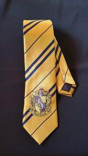 Cravatta Tassorosso - Harry Potter