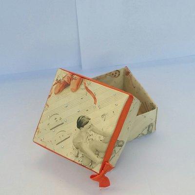 Scatolina in origami