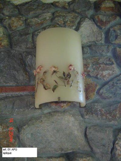 lampade in cera