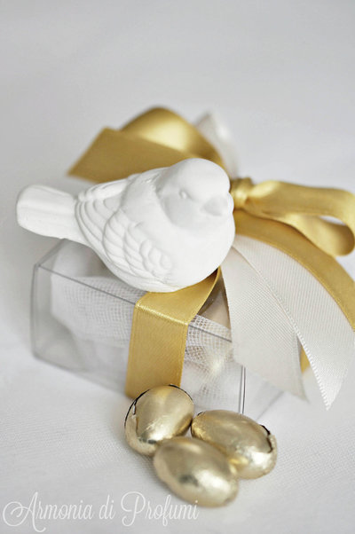 Bomboniere nozze d'oro