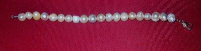 Bracciale di Perle di fiume