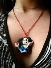 Biancamorta Necklace