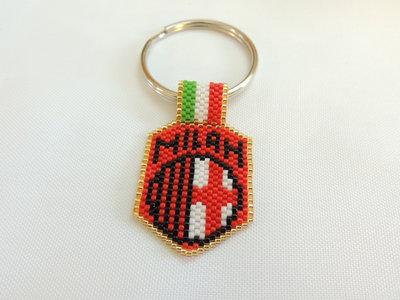 Portachiavi squadra Milan