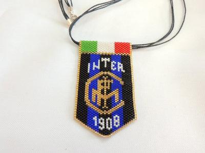 Collana squadra Inter