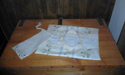 Porta torta stile provenzale con sacchetto donna borse di ban su misshobby - Porta asciugamani stile provenzale ...