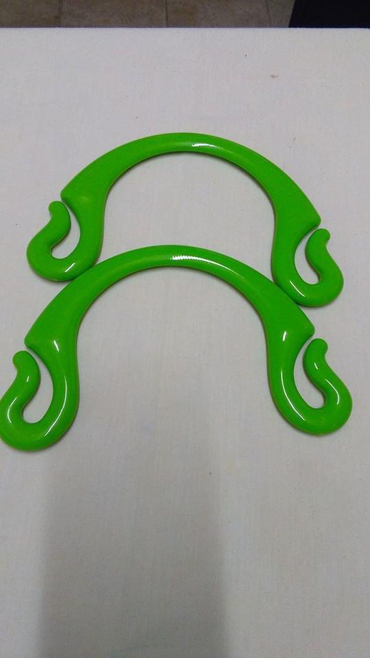 Manici pipioca verde