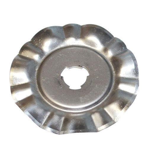 LAMA ONDULATA per cutter