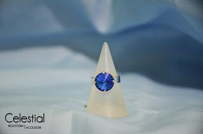 Anello Rivoli - Sapphire
