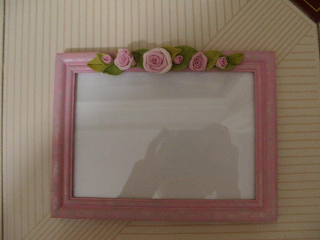 Cornice rose pink