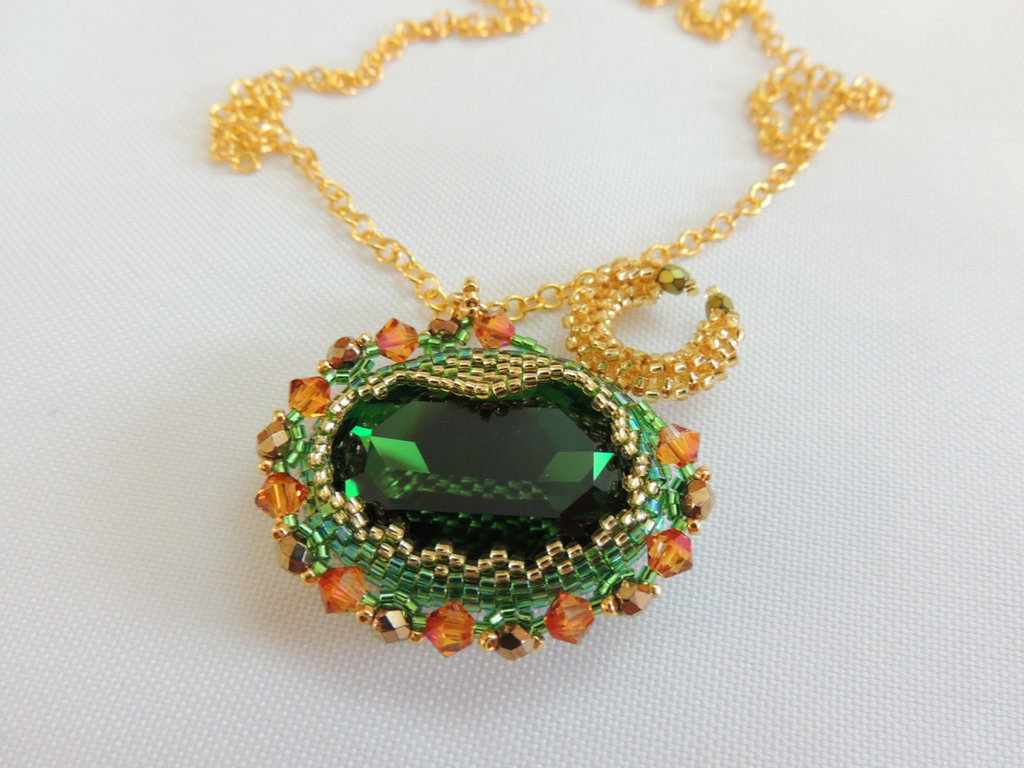 Collana Green Pace
