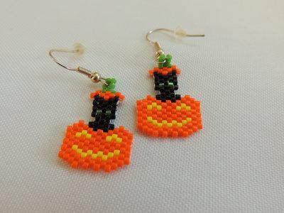 Mini orecchini Halloween