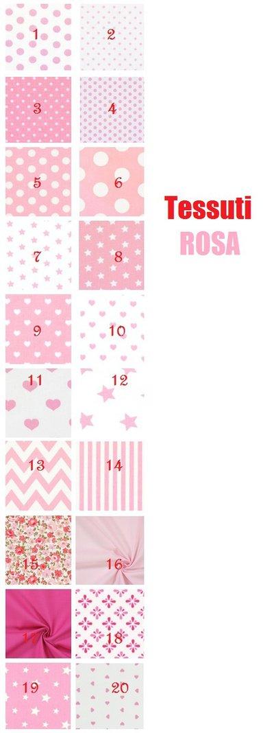 ... : una ghirlanda di lettere lilla e rosa per decorare la sua cameretta