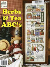 SCHEMA HERBS & TEA ABC's - JEREMIAH JUNCTION