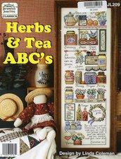 SCHEMA HERBS & TEA ABC's - JEREMIAH JUNCTION