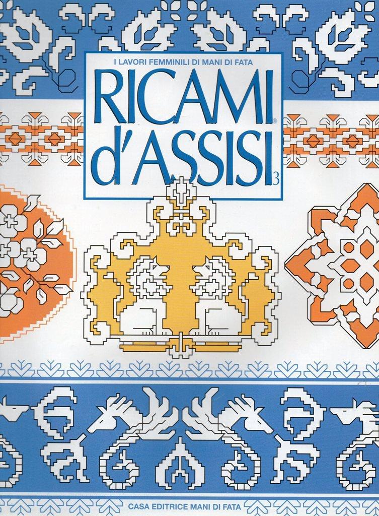 RIVISTA I RICAMI D'ASSISI