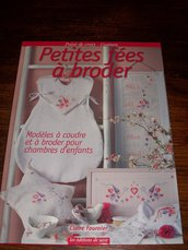 LIBRO :PETITES FEES A BRODER