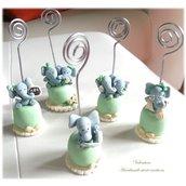 Mini cake elefante segnaposto