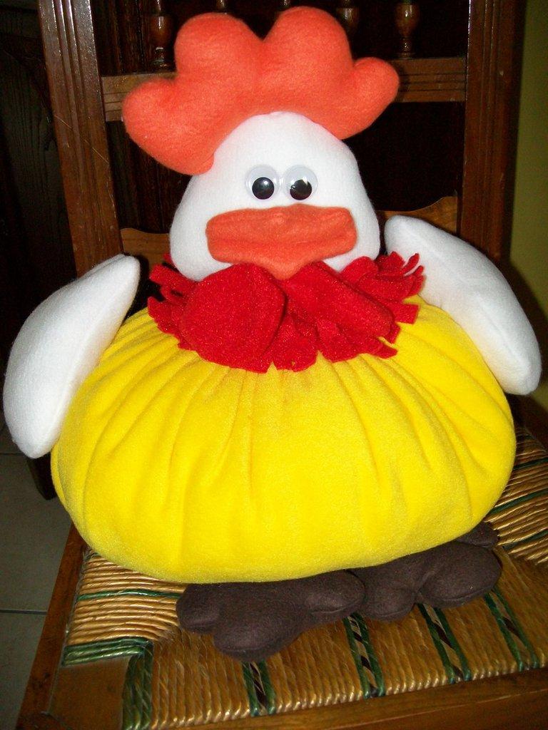 Teresina la gallina