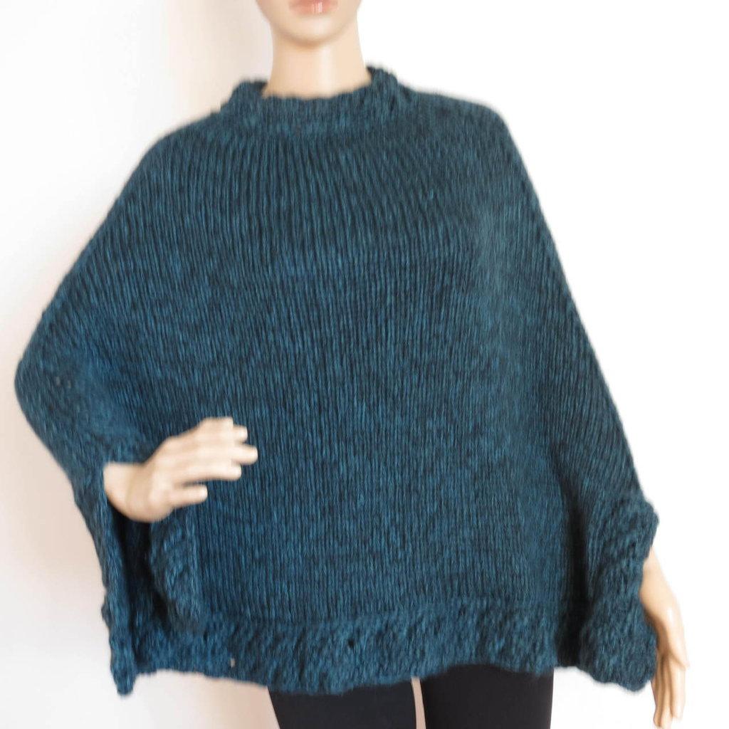 Estremamente mantella donna in lana - Donna - Abbigliamento - di daniela 2015  QT19